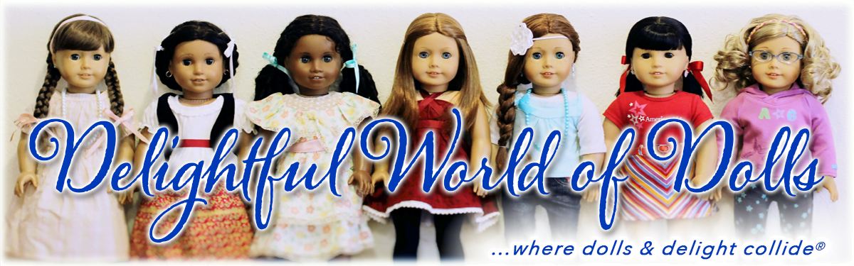 Delightful World of Dolls