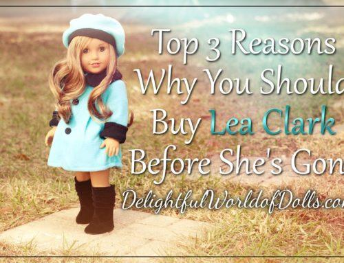 Top 3 Reasons Why You Should Buy Lea Clark Before She's Gone