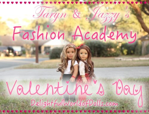 Taryn and Jazzy's Fashion Academy – Valentine's Day