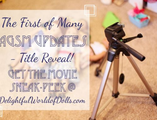 The First of Many AGSM Updates – Title Reveal!