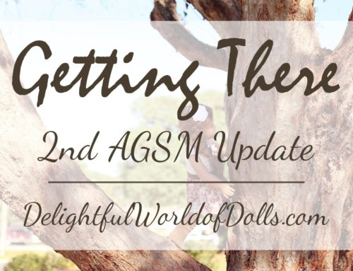 Getting There – 2nd AGSM Update