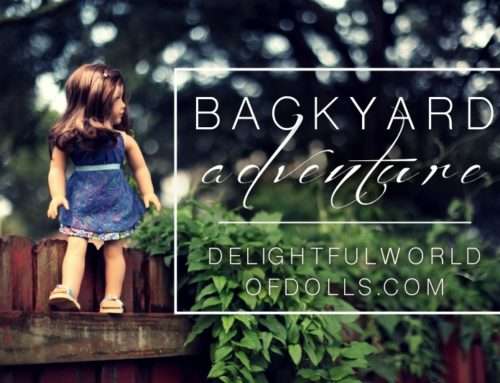 Backyard Adventure | A Katy Christine Photoshoot