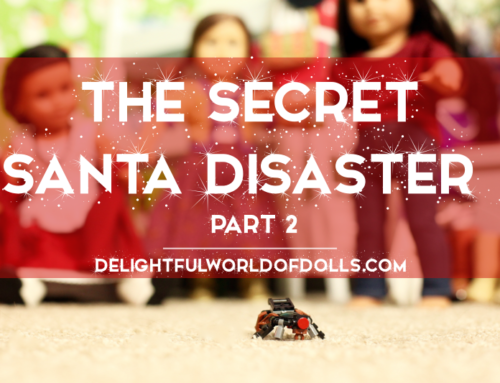 The Secret Santa Disaster – Part 2