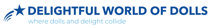 Delightful World of Dolls Logo