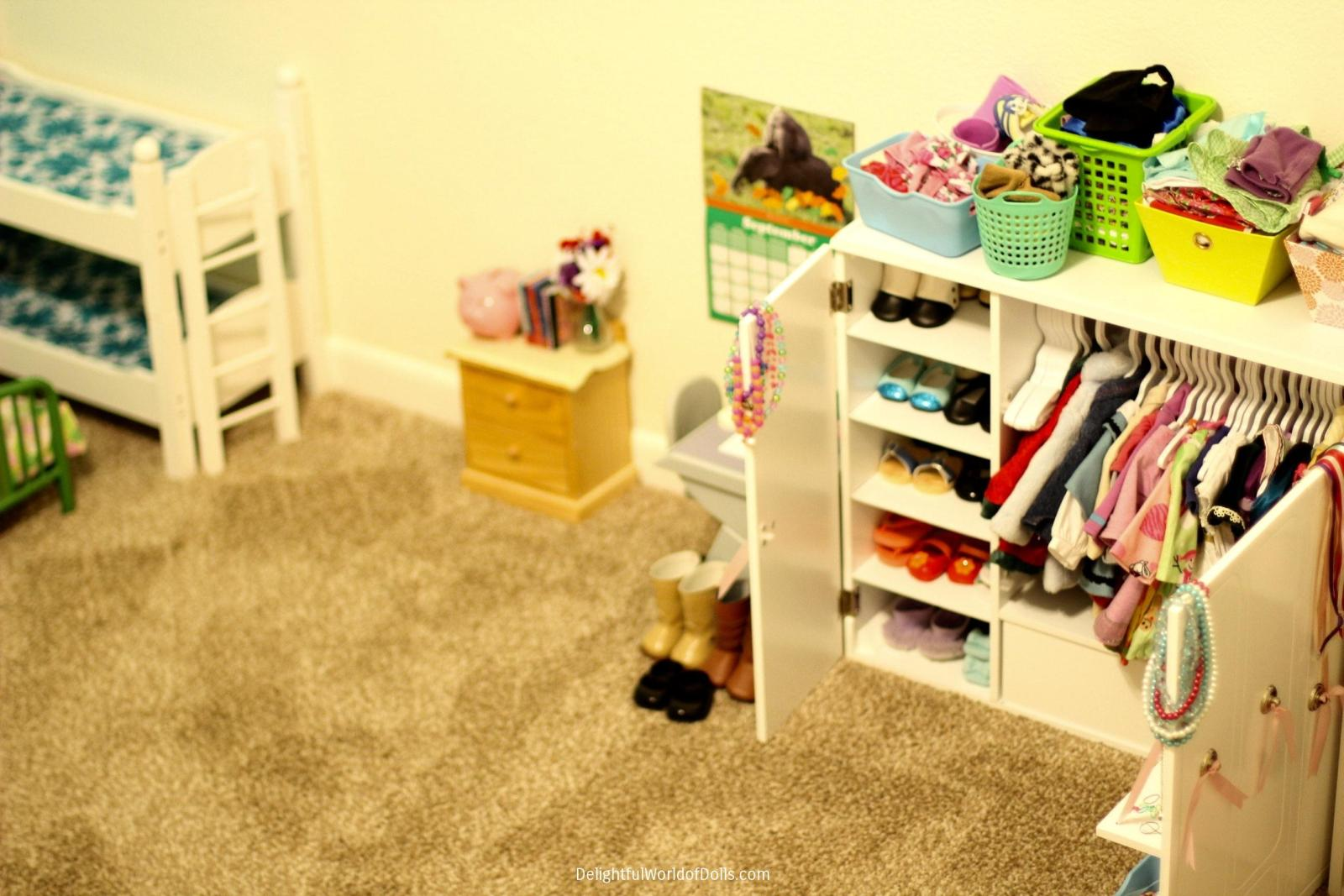 The Finished Doll Room!