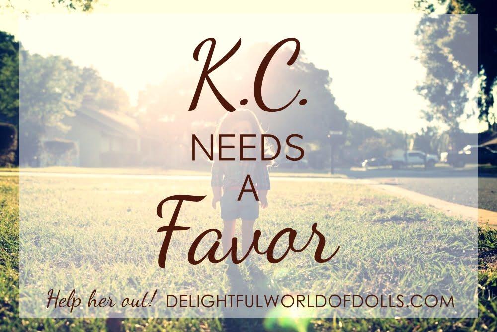 K.C. Needs a Favor
