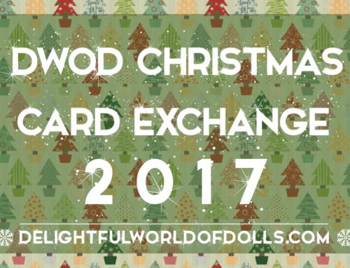 DWOD Christmas Card Exchange 2017