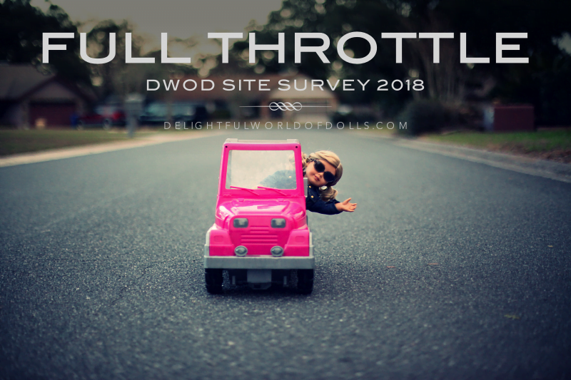 Full Throttle | DWOD Site Survey 2018