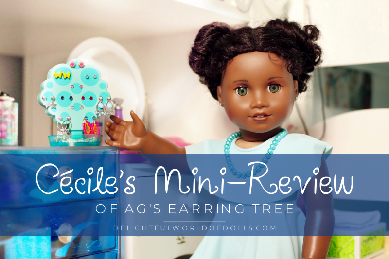 Cécile's Mini-Review of AG's Earring Tree