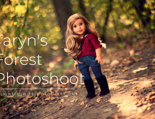 Taryn's Forest Photoshoot
