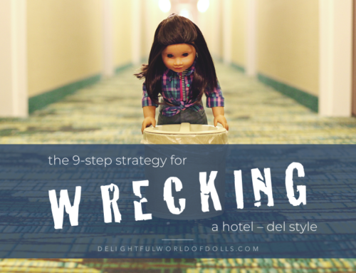 The 9-Step Strategy for Wrecking a Hotel – Del Style
