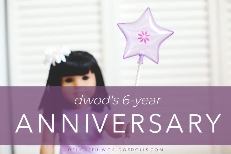 DWOD'S 6-Year Anniversary