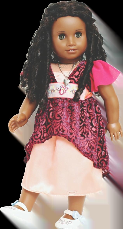 american girl blog doll cecile rey
