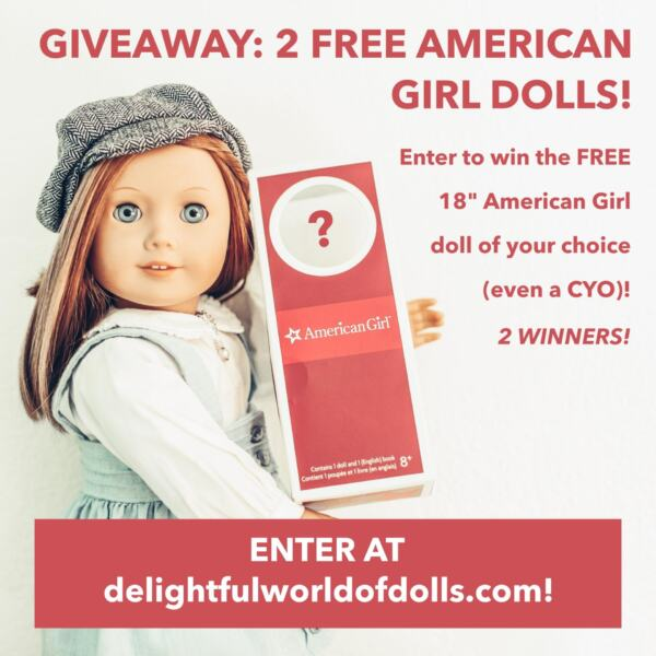 free american girl doll giveaway