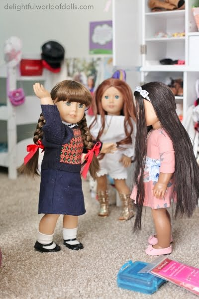american girl doll restoration