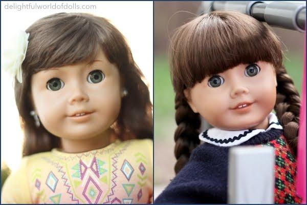 repaint american girl doll face